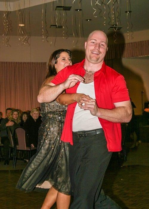 Cancer Fund Raiser Dance Performance