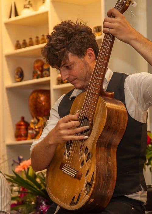 Flamenco Guitarist